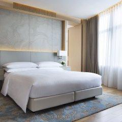 Отель Marriott Sukhumvit Бангкок комната для гостей фото 4