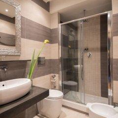 Hotel Morgana Рим ванная