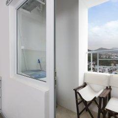 Отель Holi Bayview Нячанг балкон