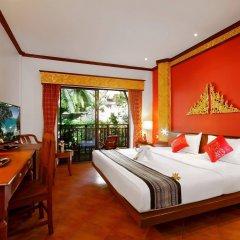 Отель Kata Palm Resort & Spa комната для гостей фото 2
