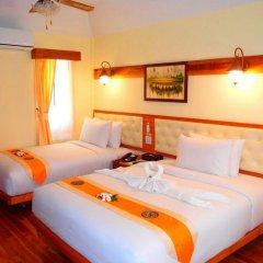 Отель Sunset Village Beach Resort комната для гостей фото 5