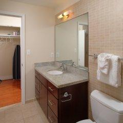 Отель Bluebird Suites on Washington Circle США, Вашингтон - отзывы, цены и фото номеров - забронировать отель Bluebird Suites on Washington Circle онлайн ванная фото 2
