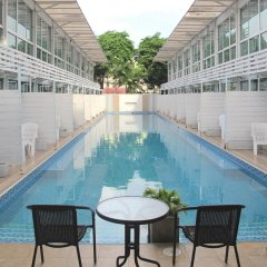 Отель Pool Villa Donmueang Бангкок бассейн фото 2