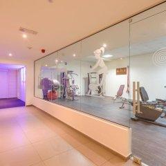 Отель Melpo Antia Suites фитнесс-зал фото 3
