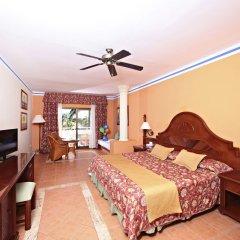 Отель Grand Bahia Principe Turquesa - All Inclusive Доминикана, Пунта Кана - 1 отзыв об отеле, цены и фото номеров - забронировать отель Grand Bahia Principe Turquesa - All Inclusive онлайн комната для гостей фото 2