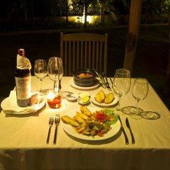 Отель Palm View Villa питание фото 2