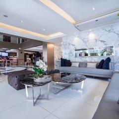 Cubic Bed Pratunam - Hostel Бангкок интерьер отеля фото 2