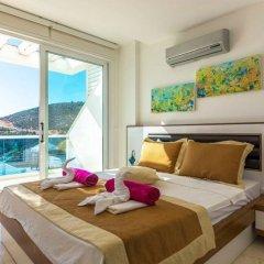 Villa Kiziltas 1 Турция, Калкан - отзывы, цены и фото номеров - забронировать отель Villa Kiziltas 1 онлайн комната для гостей фото 3