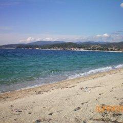 Отель Studios Castro пляж