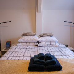 Отель Kuwadro B&B Amsterdam Jordaan в номере