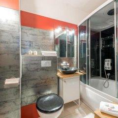 Апартаменты P And O Apartments Lipowa Варшава ванная