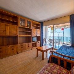 Отель Apartaments AR Borodin Испания, Льорет-де-Мар - отзывы, цены и фото номеров - забронировать отель Apartaments AR Borodin онлайн комната для гостей фото 5