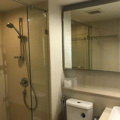 Отель Urban House Бангкок ванная