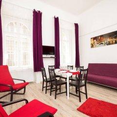 Отель Grand Boulevard Apartments Венгрия, Будапешт - отзывы, цены и фото номеров - забронировать отель Grand Boulevard Apartments онлайн комната для гостей фото 6