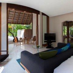 Отель Conrad Maldives Rangali Island 5* Люкс с различными типами кроватей фото 2