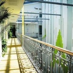 Отель Atrium Fashion Hotel Венгрия, Будапешт - 4 отзыва об отеле, цены и фото номеров - забронировать отель Atrium Fashion Hotel онлайн балкон