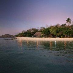 Отель Nanuya Island Resort пляж фото 2