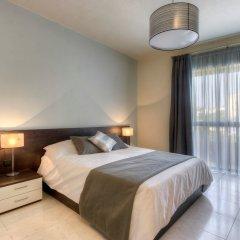 Отель Argento Мальта, Сан Джулианс - отзывы, цены и фото номеров - забронировать отель Argento онлайн комната для гостей фото 4