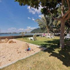 Отель Holiday Villa Ланта пляж фото 2