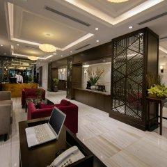 Quoc Hoa Premier Hotel интерьер отеля