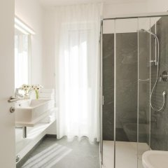 Отель Residence Desiree Classic & Design Меран ванная