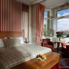 Mamaison Hotel Riverside Prague комната для гостей