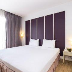 Trang Hotel Bangkok комната для гостей фото 2