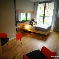 Отель Prestige Apartments Wola Kolejowa Польша, Варшава - отзывы, цены и фото номеров - забронировать отель Prestige Apartments Wola Kolejowa онлайн фото 20