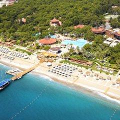 Marti Myra Турция, Кемер - 7 отзывов об отеле, цены и фото номеров - забронировать отель Marti Myra онлайн пляж фото 2
