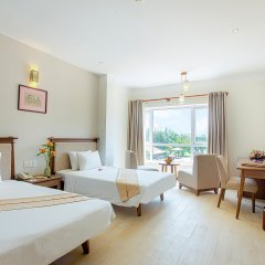 Отель Centara Sandy Beach Resort Danang комната для гостей