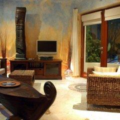 Villas Sacbe Condo Hotel and Beach Club Плая-дель-Кармен комната для гостей фото 3