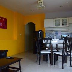 Отель Naamtao Villa Resort Самуи в номере