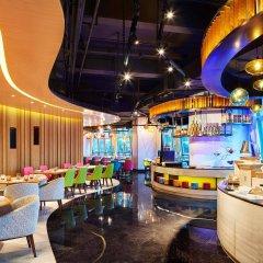 Отель Aloft Guangzhou Tianhe питание