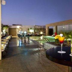 Отель Novotel Suites Mall of the Emirates гостиничный бар