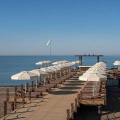 Отель Voyage Belek Golf & Spa - All Inclusive Белек пляж фото 2