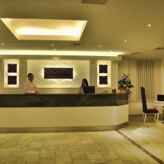 Dora Beach Hotel интерьер отеля