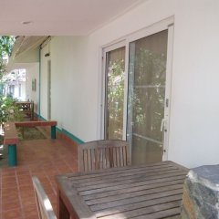 Отель Lanta Island Resort балкон
