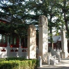 Отель Soluxe Courtyard Китай, Пекин - отзывы, цены и фото номеров - забронировать отель Soluxe Courtyard онлайн питание