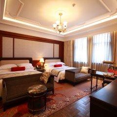 Shanghai Donghu Hotel комната для гостей фото 4