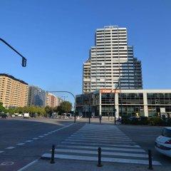 Отель Aparthotel Valencia Rental спортивное сооружение