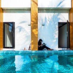 Отель Book a Bed Poshtel - Hostel Таиланд, Пхукет - отзывы, цены и фото номеров - забронировать отель Book a Bed Poshtel - Hostel онлайн бассейн фото 3