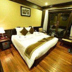 Отель Pelican Halong Cruise сейф в номере