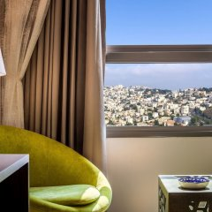 Ramada by Wyndham Nazareth Израиль, Инбар - отзывы, цены и фото номеров - забронировать отель Ramada by Wyndham Nazareth онлайн комната для гостей фото 2