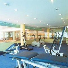 Отель Cala Millor Garden, Adults Only фитнесс-зал фото 4