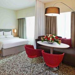 Отель Novotel Suites Mall of the Emirates комната для гостей фото 5