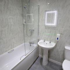 Отель The Merchant City Inn Великобритания, Глазго - отзывы, цены и фото номеров - забронировать отель The Merchant City Inn онлайн ванная