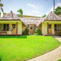 Отель Outrigger Fiji Beach Resort Фиджи, Сигатока - отзывы, цены и фото номеров - забронировать отель Outrigger Fiji Beach Resort онлайн вид на фасад