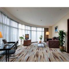 Отель Xiamen Rushi Hotel Exhibition Center Китай, Сямынь - отзывы, цены и фото номеров - забронировать отель Xiamen Rushi Hotel Exhibition Center онлайн балкон