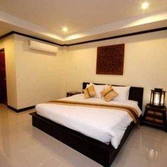 Отель Thai Boutique Resort сейф в номере