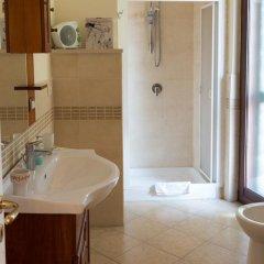 Отель B&b Masseria Della Casa Капуя ванная